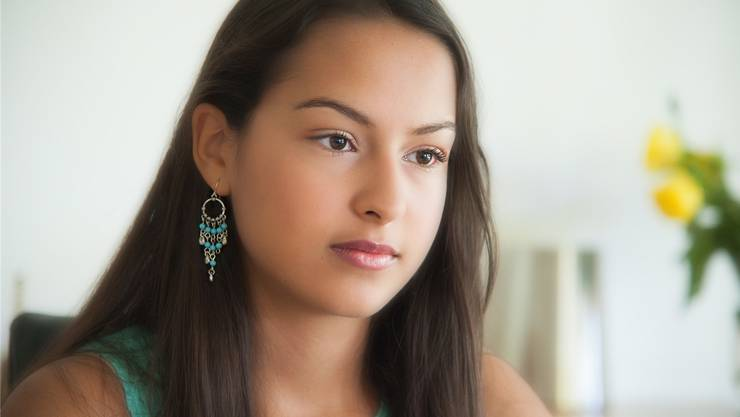 Hofft auf eine Karriere im Musikbusiness: Maira Zaugg (14) aus Rheinfelden.