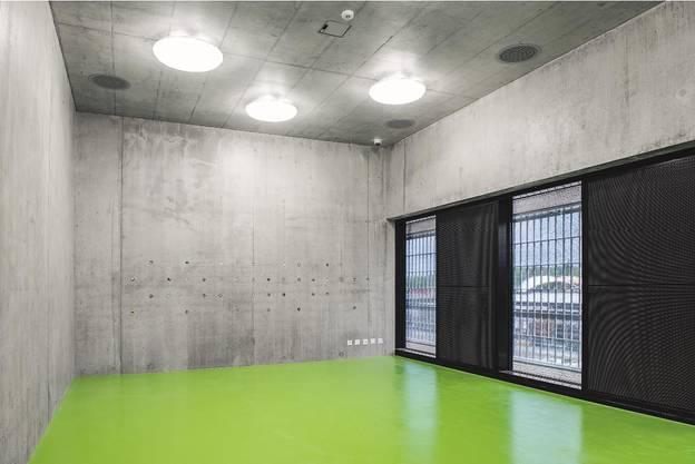 Kunst am Bau in der Justizvollzugsanstalt in Deitingen