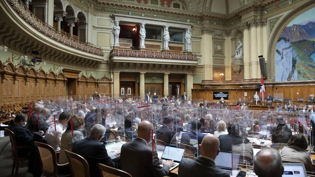 Der Nationalrat hat zwei Forderungen seiner Kommission in Sachen Lohngleichheit gutgeheissen.
