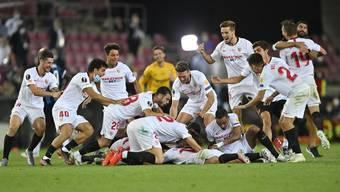 Schlusspfiff! Sevilla gewinnt die Europa League zum 6. Mal
