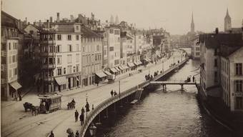 Historische Bilder Zürich