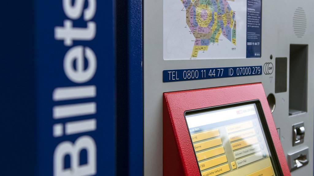 Auch am Bahnhof in Neukirch-Egnach wurden Automaten manipuliert.