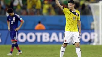 Japan-Kolumbien: Die Bilder zum Spiel