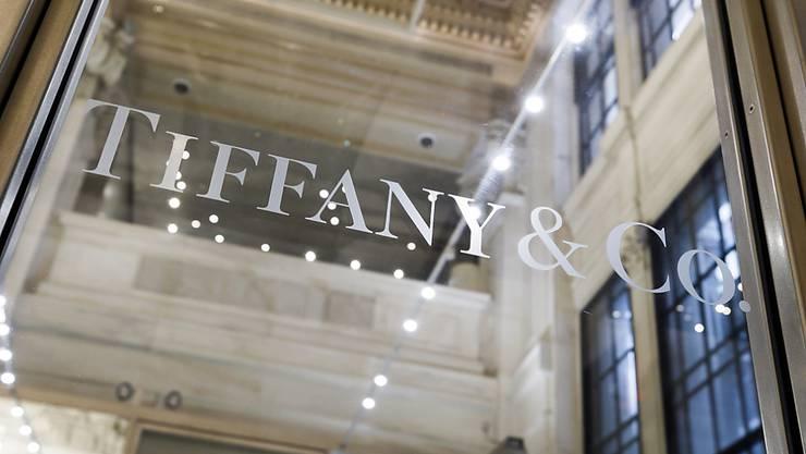 Tiffany wird von LVMH übernommen. (Archivbild)