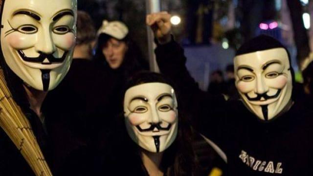 Anonymous sagt dem IS den Kampf an (Archiv)