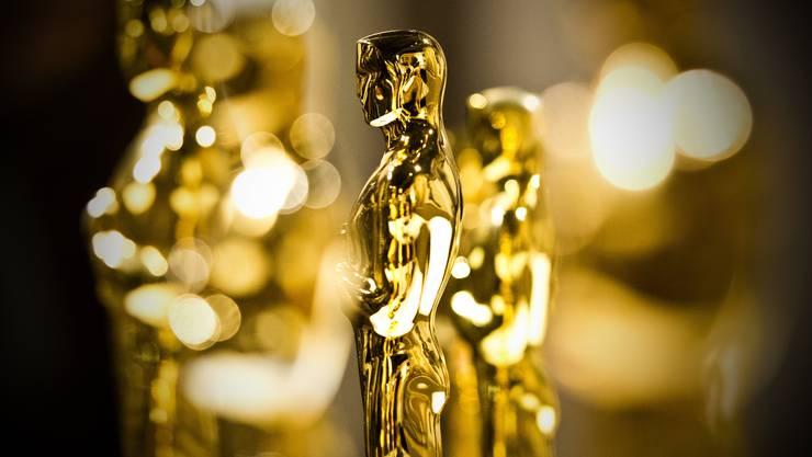 Der Schweizer Nachwuchsregisseur Pascal Schelbli darf eine der begehrten Oscar-Statuetten mit nach Hause nehmen.
