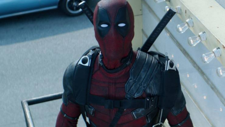 """Auch im Sequel """"Deadpool 2"""" sieht sich der Mutant Wade Wilson mit kolossalen Problemen konfrontiert. In der Schweiz wollten das am Pfingstwochenende 90'000 der insgesamt 150'000 Kinogänger sehen. Weltweit spielte der Film an seinem Eröffnungswochenende weit über 300 Millionen Dollar ein. (zVg)"""