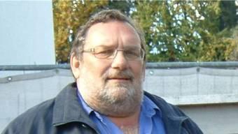 Tritt ab: Gemeindeammann in Wallbach: Paul Herzog (SVP)