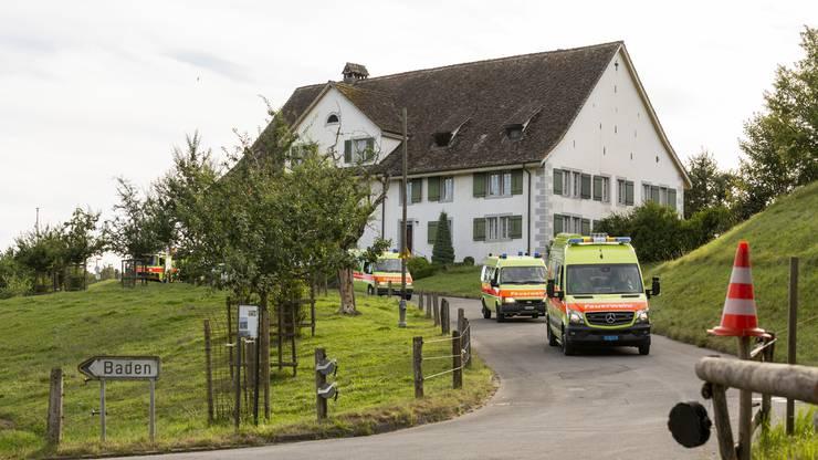 Anschliessend fuhren sie zum Kloster Fahr.