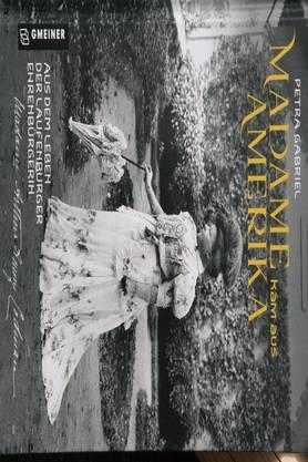 Der Buchumschlag mit einer Abbildung von Mary Codman.