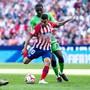 Angel Correa schiesst Atlético Madrid zuhause gegen Betis Sevilla zum Sieg