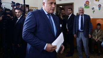 Boiko Borissow soll eine neue Regierung bilden (Archiv)