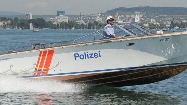 Grosskontrolle der Seepolizei Zürich am Samstag auf dem Walen- und dem Zürichsee.