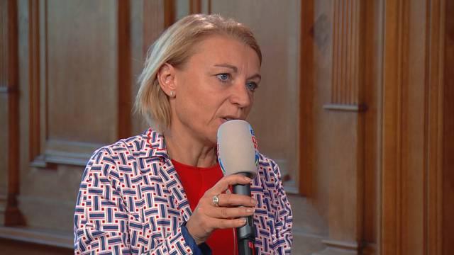 Yvonne Feri fordert eine fixe Frauenquote: «Ein durchschnittlicher Mann kommt an die Spitze»