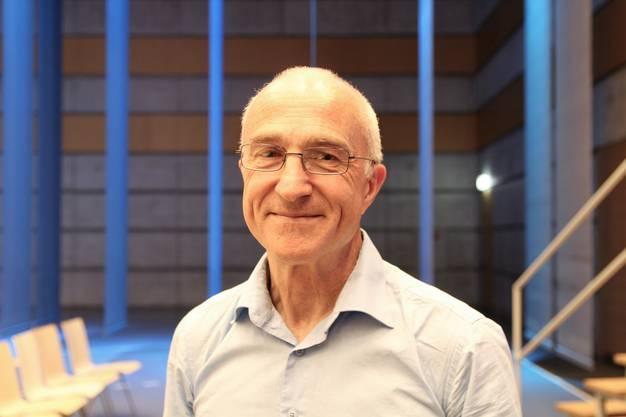 Rolf Gollob, Professor der Pädagogischen Hochschule