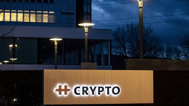 Bringt die GPDel oder eine PUK Licht ins Dunkel? Der Hauptsitz der Crypto AG in Steinhausen.