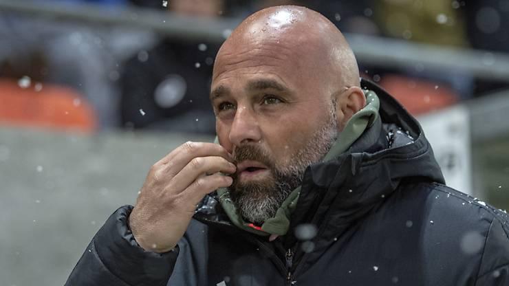 Lausannes Trainer Giorgio Contini muss in dieser Saison Resultate liefern.