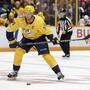 Sammelte in der NHL 450 Skorerpunkte und löste damit Mark Streit ab: Der Schweizer Roman Josi.