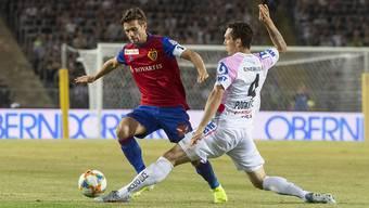 Captain Valentin Stocker bleibt in der Qualifikation zur Champions League mit dem FC Basel am Linzer ASK hängen