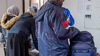 Verbotenerweise in die Heimat Eritrea, um Verwandte zu besuchen? Der Vorwurf der SVP scheint nicht zu stimmen. (Symbolbild)