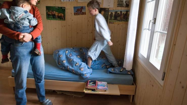 m kommenden Sonntag stimmt das Baselbiet über die Initiative zur Einführung einer Ergänzungsleistung für Familien mit Kindern bis 16 Jahren ab, die trotz Erwerbseinkommen unter der Armutsgrenze leben.
