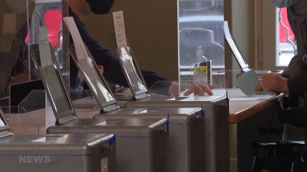 Noch weniger Wähler gehen an die Urne: Das Stimmvolk hält sich an die Empfehlungen der Stadt Bern