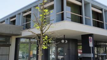 Hier in diesem Gebäude wirtschaftete die ASE Investmentfirma in Frick