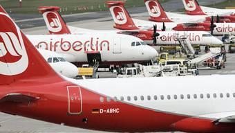 Gut zwei Jahre nach der Pleite von Air Berlin hat die einst zweitgrösste deutsche Fluggesellschaft den umstrittenen Staatskredit in Höhe von 150 Millionen Euro doch noch zurückgezahlt. (Archiv)