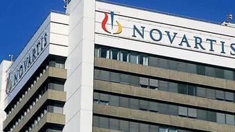 Novartis-Gebäude in Basel