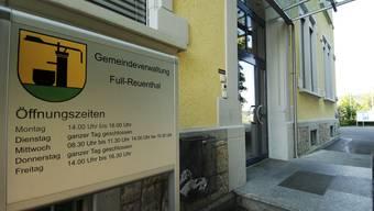 Zweiter Anlauf: An einer ausserordentlichen Gemeindeversammlung müssen die Stimmberechtigten von Full-Reuenthal erneut über die gemeinsame Führung der Verwaltung mit Leibstadt abstimmen. Angelo Zambelli