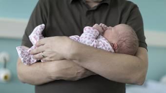 Fast sechs Kinder pro Tag kamen im KSA dieses Jahr zur Welt. (Symbolbild)