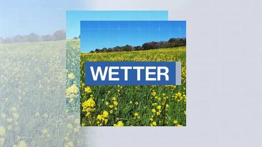 Die Wetteraussichten für die Region und die ganze Schweiz