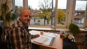 Hans Däpp, Direktor von Murimoos werken und wohnen, sieht konkrete Ausbaupläne in unklare Ferne gerückt.