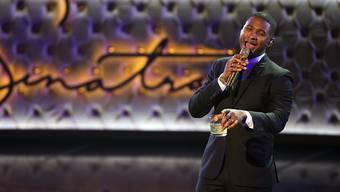 Usher hat es erneut getan: Der US-Sänger heiratet Grace Miguel. (Archiv)