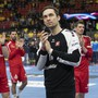 Der Schweizer Handball-Nationaltorhüter Nikola Portner wechselt zu Chambéry