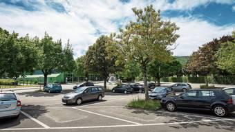 Die Parkplätze vor der Stadthalle werden bis 19 Uhr bewirtschaftet.
