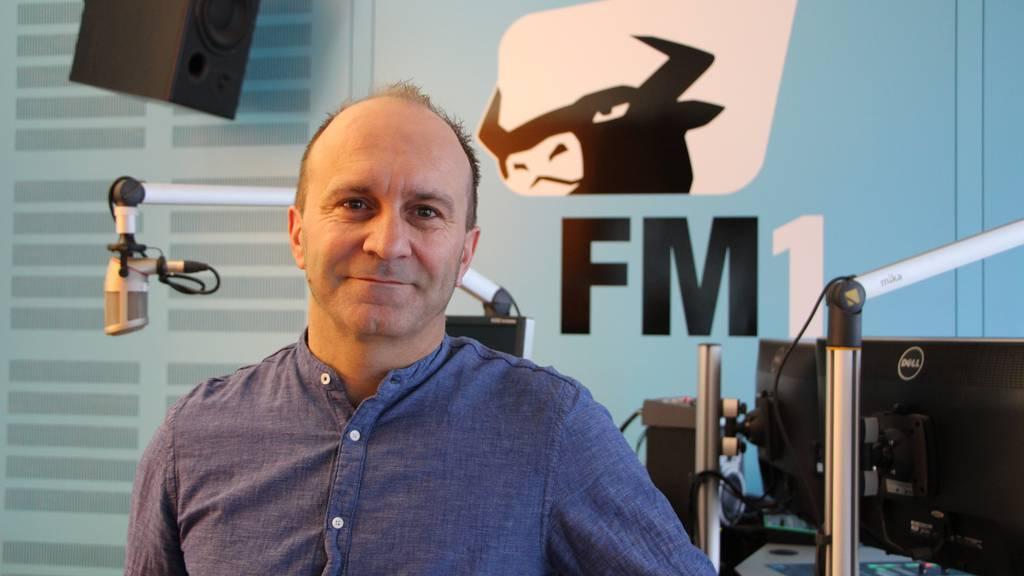 Christof Huber, Geschäftsführer vom Openair St.Gallen ist zufrieden mit dem bisherigen Line-Up.