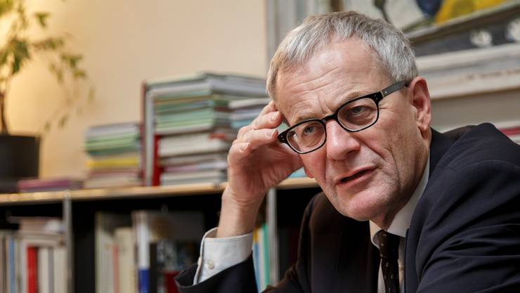 Stadtpräsident Kurt Fluri: «Auch die Region Solothurn hat ihre Identität.»