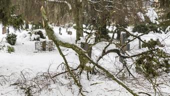 Friedhof Liebenfels Baden