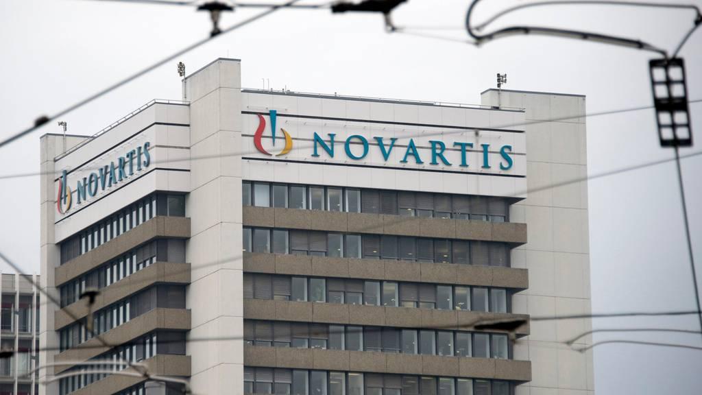 Novartis macht mehr Umsatz und wächst