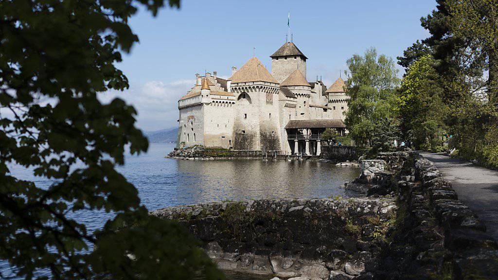 Schloss Chillon registriert über 400'000 Besucher