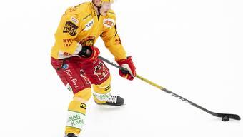 Seine Puckkünste werden den SCL Tigers in der nächsten Saison fehlen: Harri Pesonen wechselt in die osteuropäische KHL nach Magnitogorsk