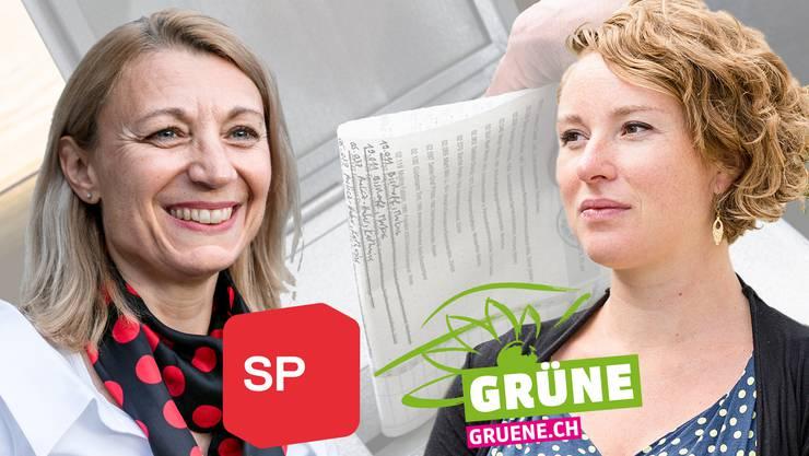 Die SP könnte dank der Listenverbindung mit den Grünen einen dritten Sitz holen.