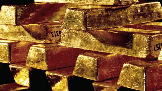 Der Goldpreis ist auf ein neues Rekordhoch geklettert (Symbolbild)