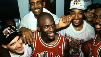 The Last Dance (2020): Michael Jordan wurde in den 1990er-Jahren zur kulturellen Ikone.