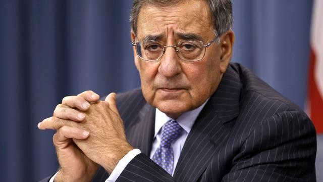 US-Verteidigungsminister Leon Panetta in Washington