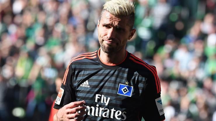 Beim Hamburger SV offenbar nicht mehr erwünscht: Valon Behrami