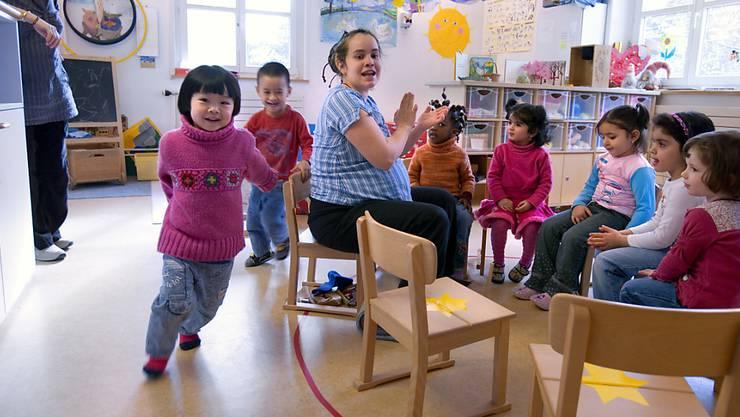 Vor anderthalb Jahren haben die Aargauer Stimmberechtigten Ja gesagt zum kantonalen Kinderbetreuungsgesetz (KiBeG).