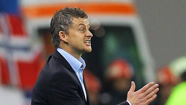 Ole Gunnar Solskjaer auch als Trainer erfolgreich