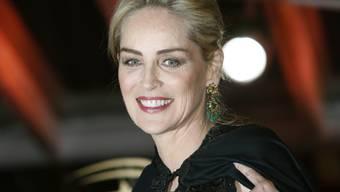 Offenbar erkrankt: US-Schauspielerin Sharon Stone (Archiv)